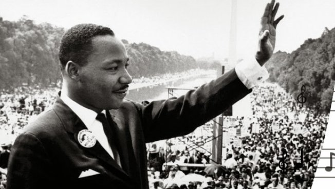 MLK: Why we pay homage?